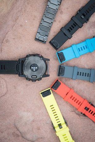 Braceletes/Pulseiras PREMIUM Garmin Fenix 2, 3, 5, 6 e Forerunner