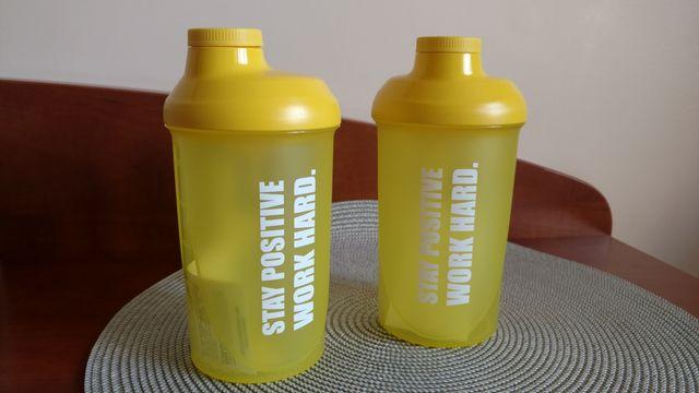 Nowy shaker 500 ml. Silownia fitness