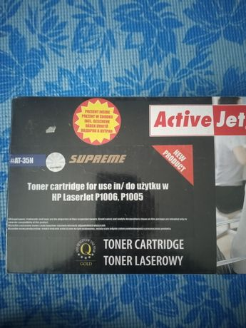 Toner laserowy ActiveJet AT-35N