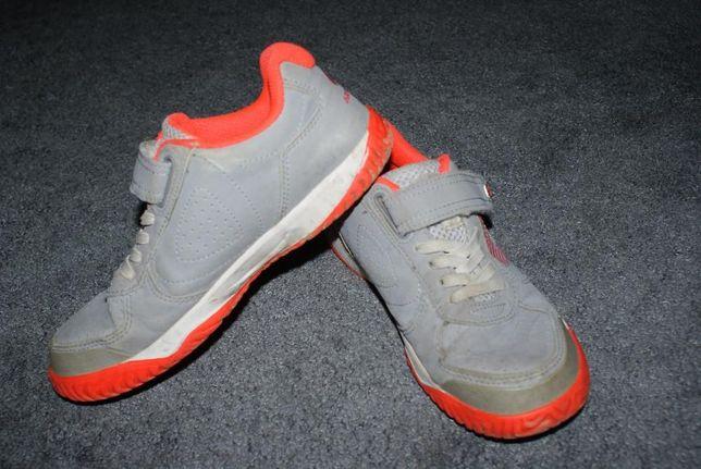 Buty sportowe dla dziewczynki Decathlon Artengo rozm. 33