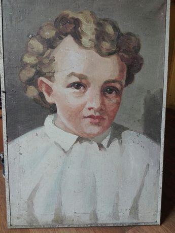Ленин в детстве.