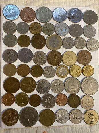 Колекция иностранных монет