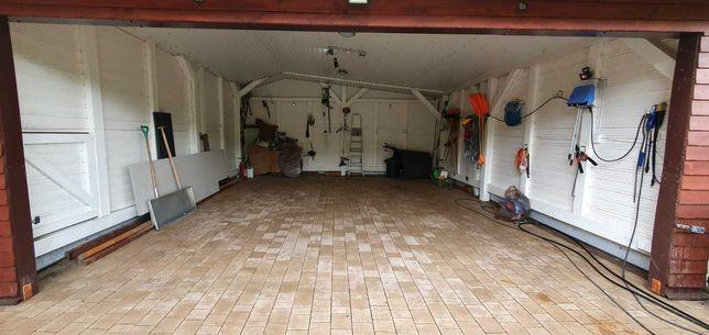 Garaż 35m2 lub 42m2 dom bez pozwolenia do przeniesienia