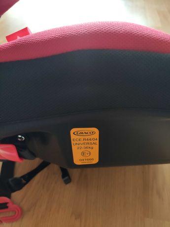 Бустер автокресло Грако Graco с изофиксом чико новое супер качество
