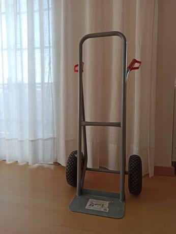Carro de transporte AÇO 200KG