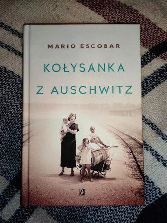 """Książka """"Kołysanka z Auschwitz"""" - Mario Escobar"""