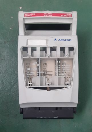 Rozłącznik bezpiecznikowy Apator RBK 00