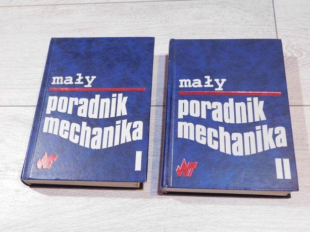 Książki Mały Poradnik Mechanika