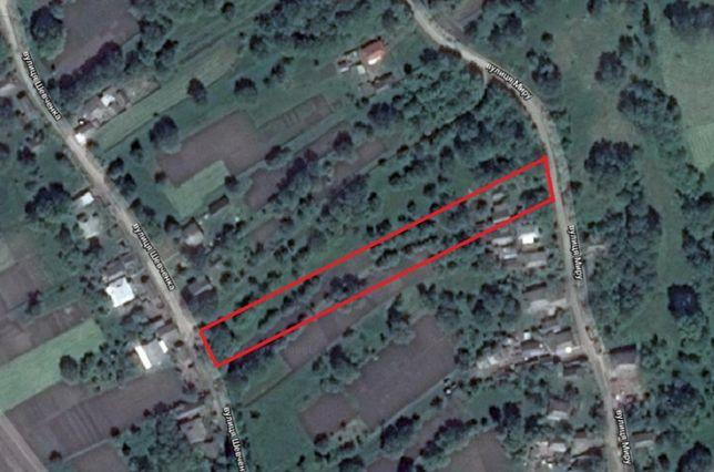 продається земельна ділянка 41 сотка