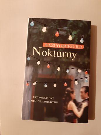 Książka Nokturny Kazuo Oshiguro