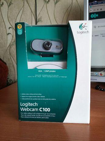Kamerka Logitech Webcam C100