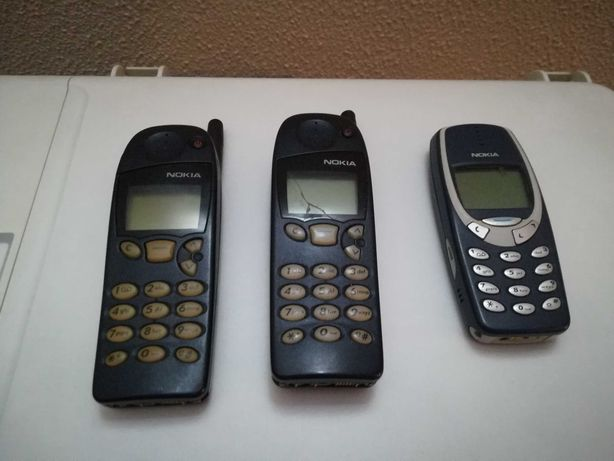 Telemóvel Nokia 5110/3310