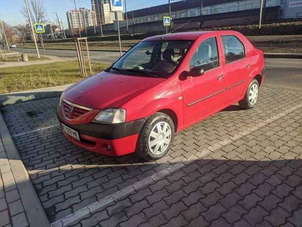Dacia Logan Renault 2008 з кондиціонером без пробігу по Україні