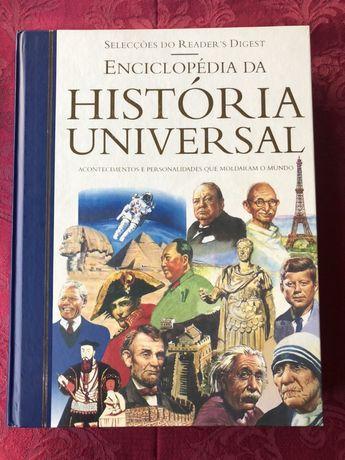 Livro: Enciclopédia da História Universal