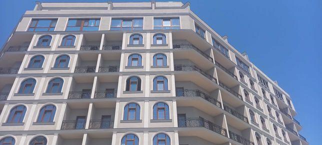 1-ком квартира на Даче Ковалевского, вид на море уже с паркинга