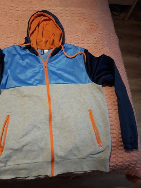 Bluzy dresowe H&M. Męskie rozmiar L.