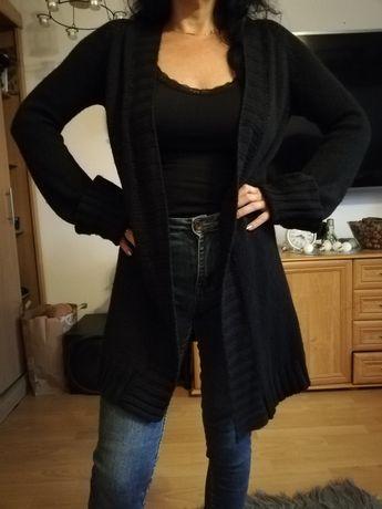 Sweter granatowy Zara