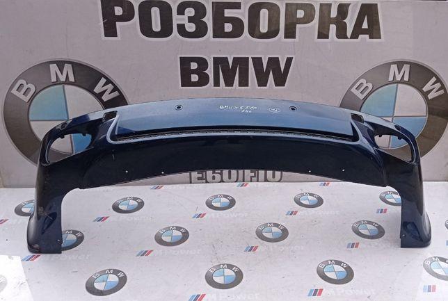 Задний бампер BMW X5 Е70 задній бампер БМВ Х5 Е70 Запчасти Шрот