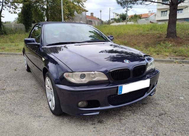 BMW E46 318i Cabrio 2005 LCI Bi Xenon Pele 143cv