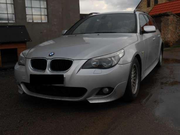 BMW e61 pasy bezpieczeństwa przód /tył komplet