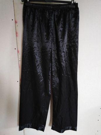 Spodnie  damskie atlasowe piżama  r 52