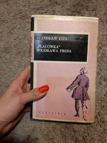 Placówka - Bolesława Prusa - Stanisław Fita