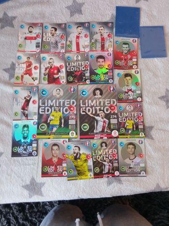 Karty limitowane edycje euro 2016
