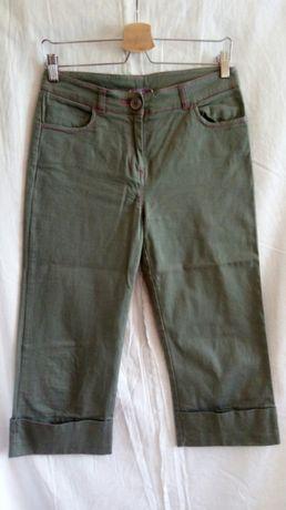 Spodnie 7/8 rozmiar 38