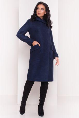 Кашемировое пальто ТМ Modus, состояние нового, демисезонное