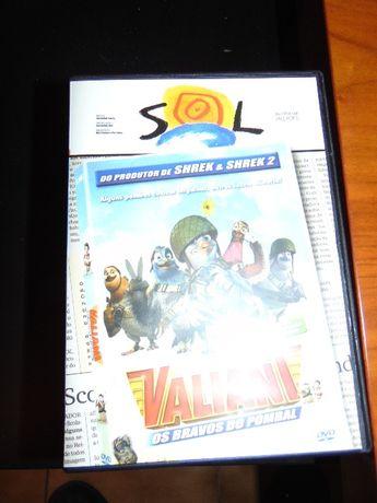 6 Filmes DVD colecção SOL