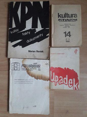 "Friedrich Durrenmatt, ""Upadek""."