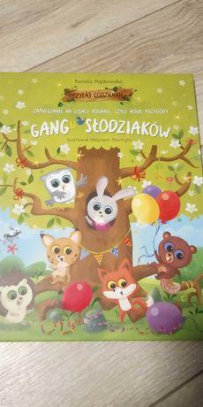 Książka Gang Słodziaków nowa!