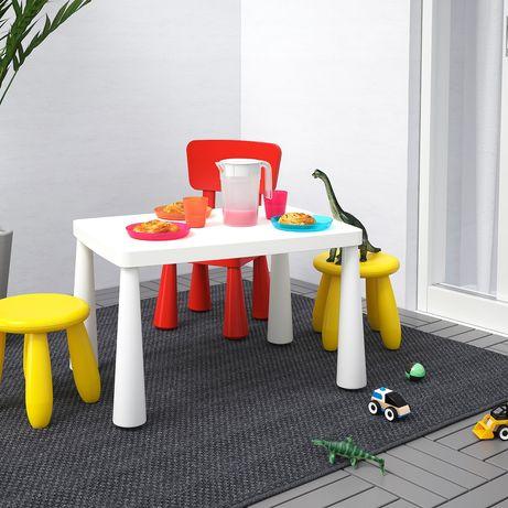 Детский столик MAMMUT МАММУТ Икея Ікеа