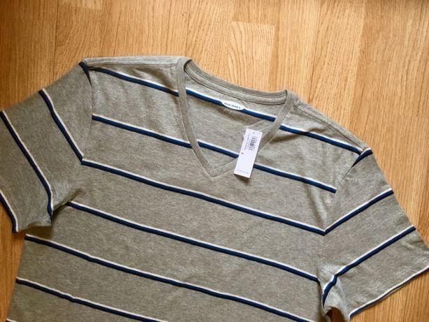 Классная фирменная мужская футболка Old Navy из Америки, р. М