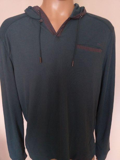 Bluza z kapturem męska Calvin Klein XL