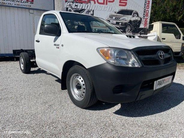 Toyota Hilux 2.5 D4d 4x2 2 lug