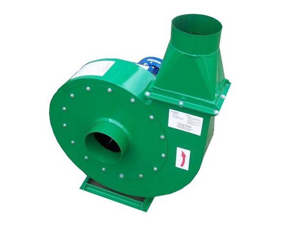 Odciąg do trocin wyciąg wentylator transportowy Turbina 5,5 kW