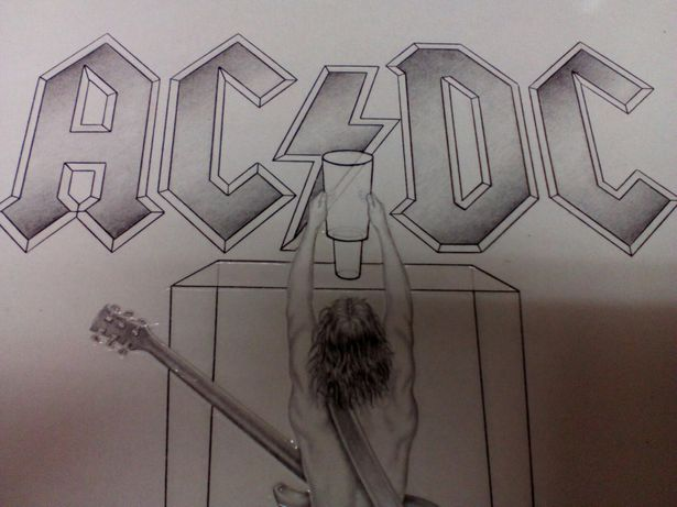 Vinil, ACDC: Flick of the Switch.