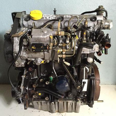 motor renault laguna 1.9 dti F9Q716