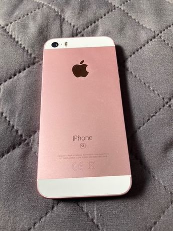 iPhone SE 32GB Rose Gold stan idealny