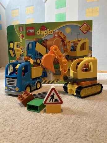 Lego Dupko 10812 koparka wywrotka