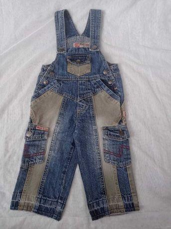 Продам детский комбинезон джинсовый