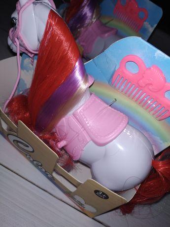 Лошадка   коник для кукли ляльки.