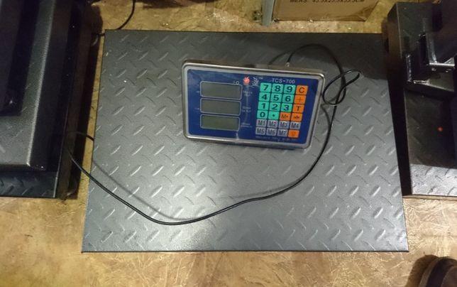 Електронна вага 60х45см ( d o 7 0 0 k g )