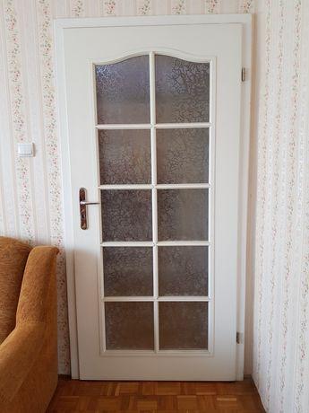 Drzwi białe 90 lewe i prawe