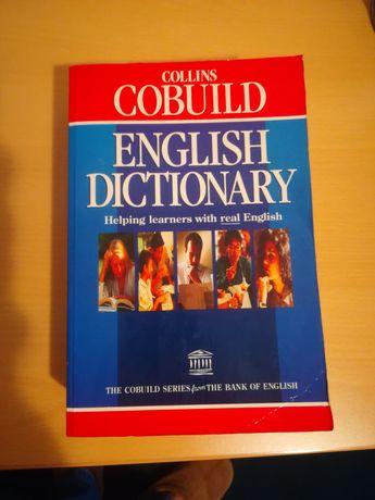 Dicionário de inglês Collins Cobuild