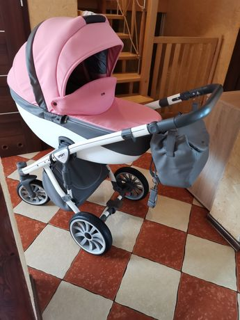 Wózek 2w1 Anex sport Q1 SP20 Sorbet Pink