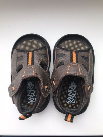 Новые сандали босоножки для малыша мальчика