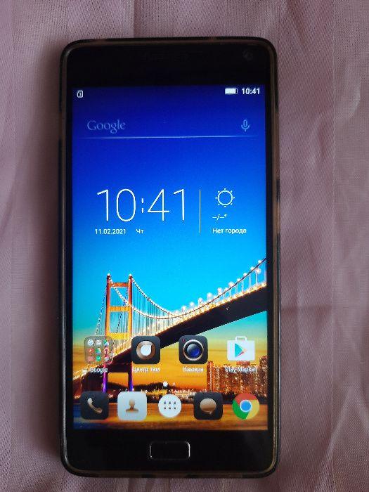 Мобильный телефон Lenovo Vibe P1 (P1a42) Silver 3/32 Киев - изображение 1