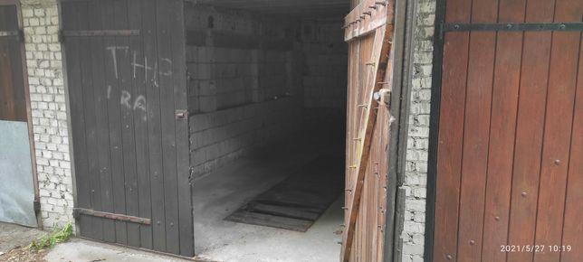 Magazyn Garaż  z kanałem 28 m2  - Mierzęcice Osiedle